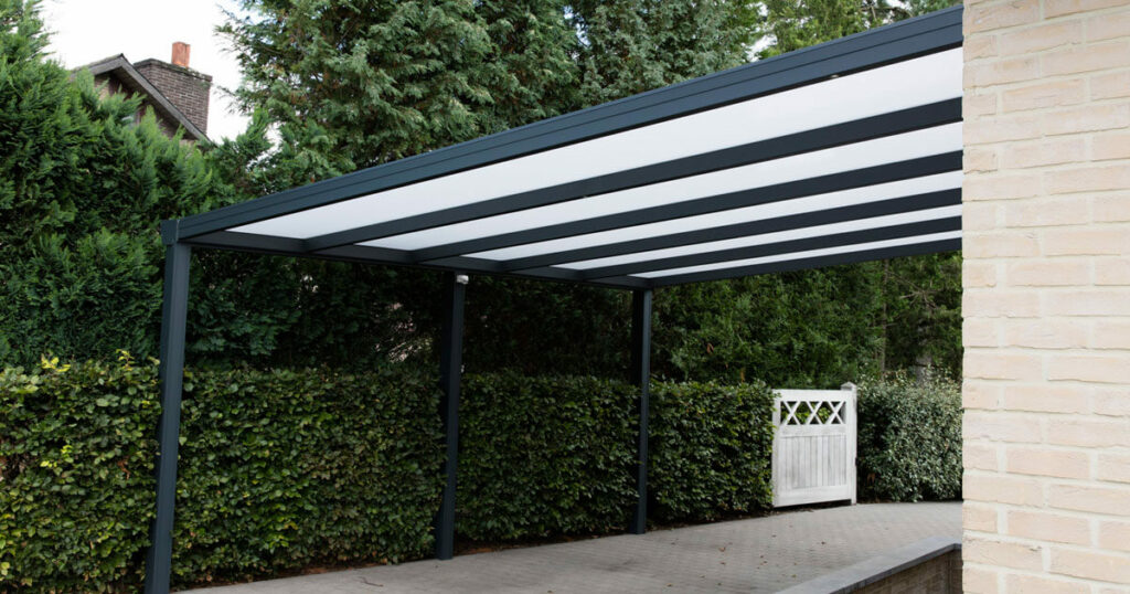 design carport op maat in aluminium