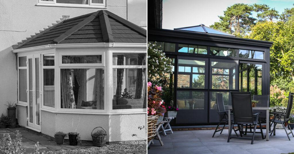 veranda renovatie